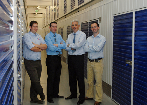 Barons Self Storage Galway
