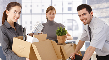 Business Move Storage at Barons Self Storage