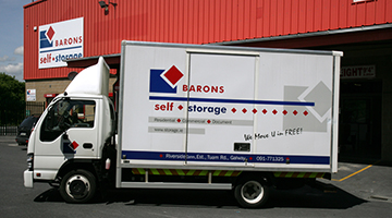 Self Storage Galway City