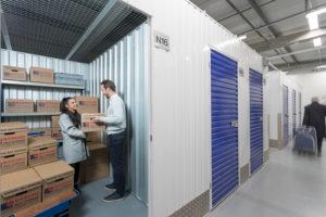 Stock Storage at Barons Self Storage