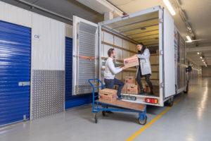 Business Move Storage at Barons Self Storage