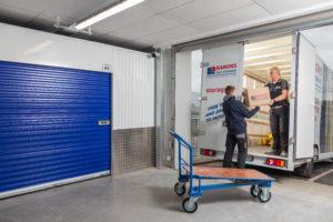 Tradespeople Storage at Barons Self Storage