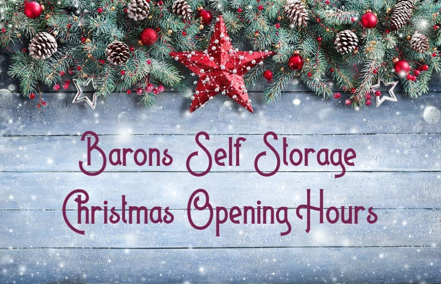 Barons Self Storage Galway City